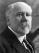 Raymond Poincaré (1860-1934), homme d'Etat français.  © Henri Martinie/Roger-Viollet