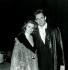 Johnny Cash (1932-2003), chanteur et musicien américain, et June Carter (1929-2003), chanteuse américaine. Etats-Unis, 1964.  © TopFoto / Roger-Viollet