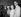 Sir Laurence Olivier, son épouse Vivien Leigh, Marilyn Monroe et son époux Arthur Miller, à l'aéropor d'Heathrow. Londres (Angleterre), 14 juillet 1956. © PA Archive / Roger-Viollet