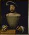 "Joos van Cleve (1485-1540). ""François Ier (1494-1547), roi de France"". Paris, musée Carnavalet. © Musée Carnavalet/Roger-Viollet"