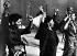 Guerre (1939-1945). Soulèvement du ghetto de Varsovie. Résistants sur le point de se faire exécuter. Avril 1943. © Ullstein Bild/Roger-Viollet