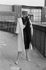 Kim Novak (born in 1933), American actress, visiting the Eiffel Tower. Paris, May 1959. © Bernard Lipnitzki / Roger-Viollet