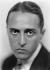 René Clair (1898-1981), French director, around 1930.  © Henri Martinie / Roger-Viollet