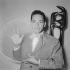 Henri Salvador (1917-2008), French singer-songwriter. France, circa 1950. © Gaston Paris / Roger-Viollet