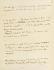 """""""La mort et les statues"""", ouvrage photographique de Pierre Jahan. Manuscrit de Cocteau (B), page 6. 1944. Paris, musée Carnavalet.  © Musée Carnavalet / Roger-Viollet"""
