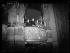 Dame Gracie Fields (1898-1979), de son vrai nom Grace Stansfield, chanteuse et actrice de music-hall et de cinéma britanno-italienne et Albert Lebrun (1871-1950), président de la République française de 1932 à 1940. 15 avril 1940.  © Excelsior - L'Equipe / Roger-Viollet
