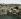 Vue générale et citerne d'Ezechias. Jérusalem (Palestine, Israël), début du XXème siècle. © Roger-Viollet