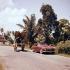 Automobile Mercedes 190SL (1954-1963).  © Roger-Viollet