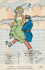 """Inondations de 1910 à Paris. Carte postale dessinée par A. Sauvage : La crue. """" Si j'avais su ça d'avance. Comment je me serais fait porter malade ! """" © Roger-Viollet"""