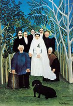 May 21, 1844 (175 years ago) : Birth of Henri Rousseau (1844-1910), French painter