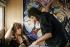 Michael Lang et Artie Kornfeld, organisateurs du festival de Woodstock. Bethel (Etats-Unis), 1969.  © John Dominis / The Image Works / Roger-Viollet