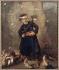 """Alfred Philippe Roll (1846-1919). """"L'Exécution d'un trompette sous la Commune"""". Huile sur toile, 1871. Paris, musée Carnavalet. © Musée Carnavalet / Roger-Viollet"""