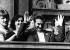 """Lech Walesa (né en 1943), homme politique et syndicaliste polonais, à la tête du """"Solidarnosc"""". Varsovie (Pologne), 1980. © Ullstein Bild / Roger-Viollet"""