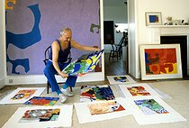 January 30, 1920: (100 years ago) Birth of Patrick Heron (1920-1999), English painter