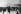 Manifestation de protestation contre l'annexion des Sudètes par le Troisième Reich. Prague, fin septembre 1938. © Ullstein Bild/Roger-Viollet