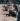 Exercices de tir des membres d'un groupe de combat d'une VEB (Volkseigener Betrieb, entreprise est-allemande). Berlin-Est, 26 septembre 1973. © Ullstein Bild/Roger-Viollet