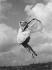 Danseuse de ballet. Budapest (Hongrie), juillet 1944. © E. Thaler/Ullstein Bild/Roger-Viollet