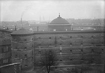 The petite Roquette prison. Paris (XIth arrondissement).  © Roger-Viollet