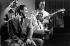 Nat King Cole (1919-1965), pianiste et chanteur de jazz américain.  © S.F. Palm / TopFoto / Roger-Viollet