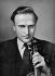 Yehudi Menuhin (1916-1999), Russian-born American and British violinist and conductor. © Claude Poirier / Roger-Viollet