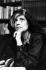 Susan Sontag (1933-2004), romancière et essayiste américaine. Berlin (Allemagne), octobre 1990. © John Martyn/Ullstein Bild/Roger-Viollet