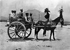 Cart. Sicily (Italy), circa 1905. © Maurice-Louis Branger/Roger-Viollet