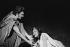 """Orpheus and Eurydice"" (Orfeo ed Euridice), opera by Christoph Willibald Gluck. Christiane Eda-Pierre. Paris Opera, December 1974. © Colette Masson / Roger-Viollet"