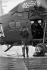 """Le prince Charles (né en 1948), servant en tant que lieutenant à bord du """"HMS Hermes"""". © PA Archive/Roger-Viollet"""