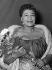 Ella Fitzgerald (1917-1996), chanteuse de jazz américaine, 1960. © Ullstein Bild/Roger-Viollet