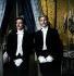 """""""Le Guépard"""", film de Luchino Visconti. Alain Delon et Burt Lancaster. Italie, 1962. © Roger-Viollet"""
