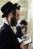 Prière sur le Mur des Lamentations. Jérusalem (Israël), 1996. © Jean-Paul Guilloteau / Roger-Viollet