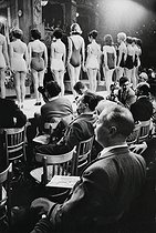 Election of Miss World. London (England), 1958. © Jean Mounicq/Roger-Viollet