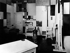 Atelier de Piet Mondrian (1872-1944), peintre néerlandais. Paris, 1928. © Ullstein Bild / Roger-Viollet