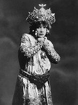 October 22-23, 1844 (175 years ago) : Birth of Sarah Bernhardt (1844-1923), French stage actress