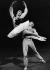 """""""Le Cosaire"""", ballet composé par Adolphe Adam, sur un livret de Jules-Henry Vernoy de Saint-Georges d'après un poème de Lord Byron. Margot Fonteyn et Rudolf Noureev. Londres (Angleterre), Covent Garden, 2 novembre 1962. © Ullstein Bild / Roger-Viollet"""