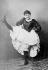 """""""La Môme Fromage"""", danseuse du Moulin-Rouge. © Roger-Viollet"""