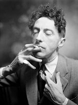 Jean Cocteau (1889-1963), French writer, 1939. © Laure Albin Guillot / Roger-Viollet