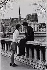 Couple of lovers at the pont Louis-Philippe. Paris (IVth arrondissement), 1969. Photograph by Jean Marquis (1926-2019). Bibliothèque historique de la Ville de Paris. © Jean Marquis / BHVP / Roger-Viollet