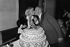 Anniversaire d'Annie Cordy, chanteuse et artiste de music-hall. Juin 1979. © Jacques Cuinières / Roger-Viollet