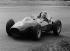 Mike Hawthorn (1922-1959), pilote automobile anglais, au volant d'une Ferrari Dino 24. Grand Prix de Zandvoort (Pays-Bas), 1958. © TopFoto / Roger-Viollet
