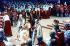 Couronnement d'Elisabeth II d'Angleterre à l'abbaye de Westminster. Londres (Angleterre), 2 juin 1953. © TopFoto/Roger-Viollet