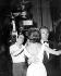 """""""Quinze jours ailleurs"""" (Two Weeks in Another Town), film de Vincente Minnelli. Vincente Minnelli (1903-1986), acteur et réalisateur américain, règlant une scène avec Cyd Charisse (1921-2008) et Kirk Douglas (né en 1916), acteurs américains. Etats-Unis, 1962. © TopFoto / Roger-Viollet"""