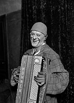 Adrien Wettach Grock (1880-1959), Swiss clown and variety artist. © Albert Harlingue / Roger-Viollet
