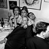 Travestites in a Parisian nightclub. © Roger-Viollet