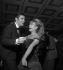 Sophie Daumier (1934-2004), French actress, dancing with Vince Taylor (1939-1991), English singer. Paris, Saint-Hilaire Club nightclub, 1962. © Noa / Roger-Viollet