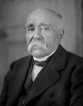 Georges Clemenceau (1841-1929), French politician. France, 1918-1919. © Roger-Viollet