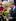 Le prince de Galles et Camilla Parker-Bowles lors de leur visite de l'église de Canisbay (Grande-Bretgane). 2002. © TopFoto/Roger-Viollet
