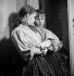 "Jeanne Moreau in "" The Cellars of Vatican "" of André Gide. Paris, Comedie-Française, in December, 1950. © Studio Lipnitzki/Roger-Viollet"