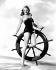 Rita Hayworth (1918-1987), actrice américaine. 14 juillet 1947. © TopFoto / Roger-Viollet