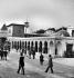 Exposition universelle de 1889, Paris. Palais d'Algérie; le Bazar. © Léon et Lévy/Roger-Viollet